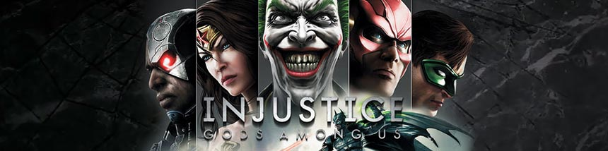 Injustice: Gods Among Us - ������� � PS3 �� �������